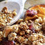 Editor's Recipe: Orange & Spice Granola
