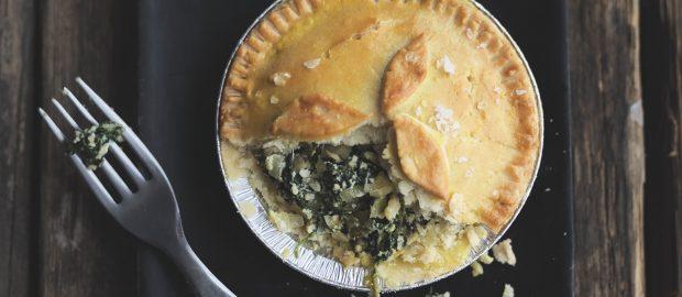 Spring Veg Pie 3