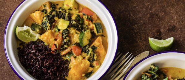 Sweet pot Curry