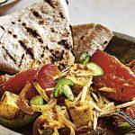 Turmeric & Paneer Curry
