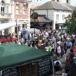 Dorset's long-established food festival returns to Christchurch this May