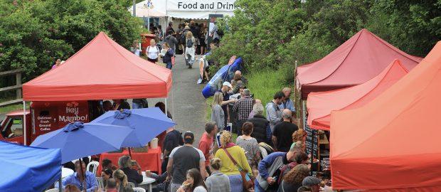 Dartington Food fest