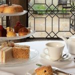 Ascot Tea at Lewtrenchard Manor