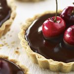 Chocolate Cherry Tartlets