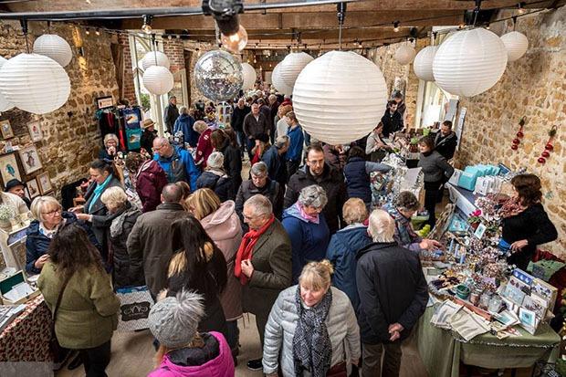 Symondsbury Estate Christmas Market