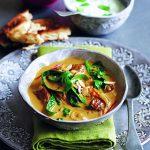 Cognition-Boosting Coconut & Lamb Soup