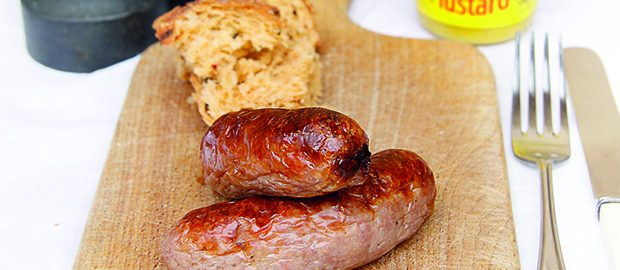 Sausage: The Perfect Quick TV Dinner