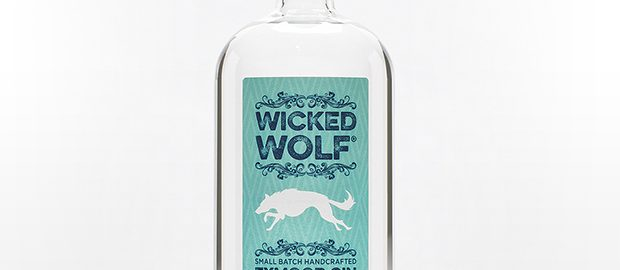 Win 1 of 3 Bottles of Wicked Wolf Gin