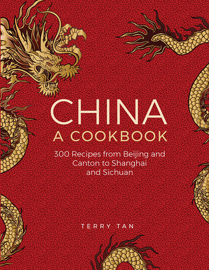 CHINA: A REGIONAL COOKBOOK by Terry Tan
